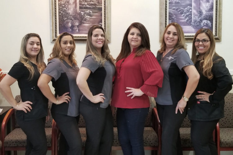 Juana Geldres DDS PA - Dental Art Design - West Palm Beach Dentist - Dental Team